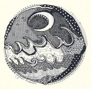 moon & waves web